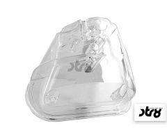 Capot de filtre à air STR8 Transparent Minarelli Horizontal