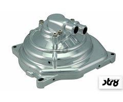 Cache carter de pompe à eau STR8 + volute Type origine Chromé Minarelli Horizontal LC
